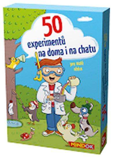 kolektiv autorů: 50 experimentů na doma i na chatu