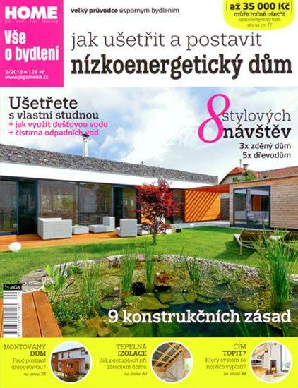neuveden: Jak ušetřit a postavit nízkoenergetický dům