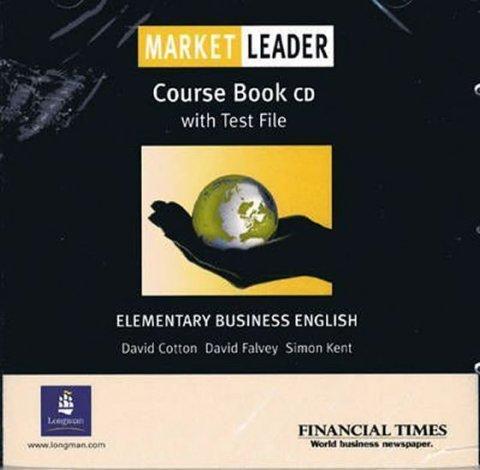Cotton David: Market Leader Elementary Class CD 1-2 : Business English