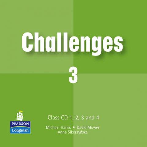 Harris Michael: Challenges Class CD 3 1-4