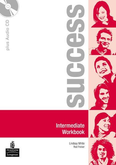White Lindsay: Success Intermediate Workbook w/ CD Pack