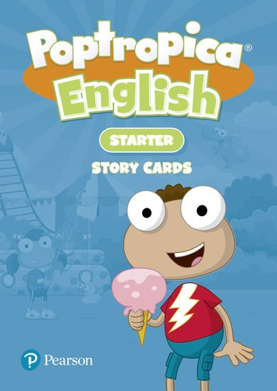 Lochowski Tessa: Poptropica English Starter Storycards