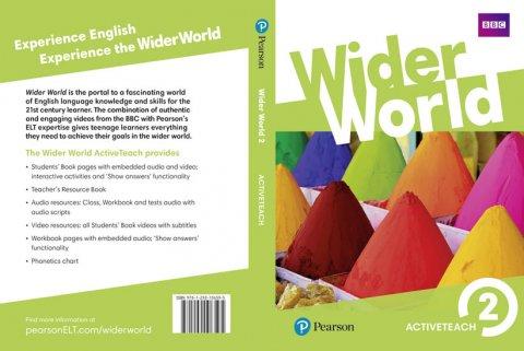 neuveden: Wider World 2 Teacher´s ActiveTeach