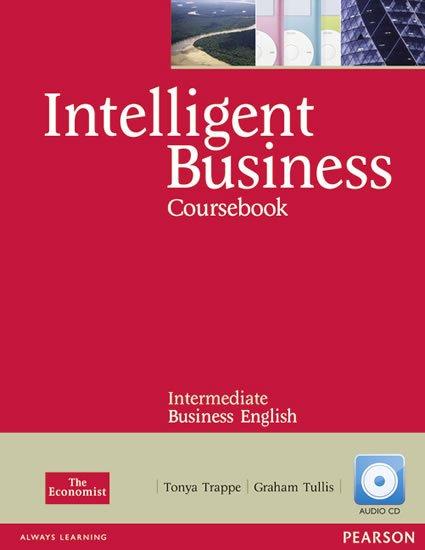 Trappe Tonya: Intelligent Business Intermediate Coursebook w/ CD Pack