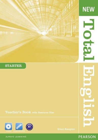 Ofteringer Irene: New Total English Starter Teacher´s Book w/ Teacher´s Resource Pack