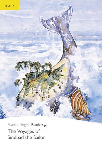 neuveden: PER | Level 2: The Voyages of Sinbad the Sailor Bk/MP3 Pack