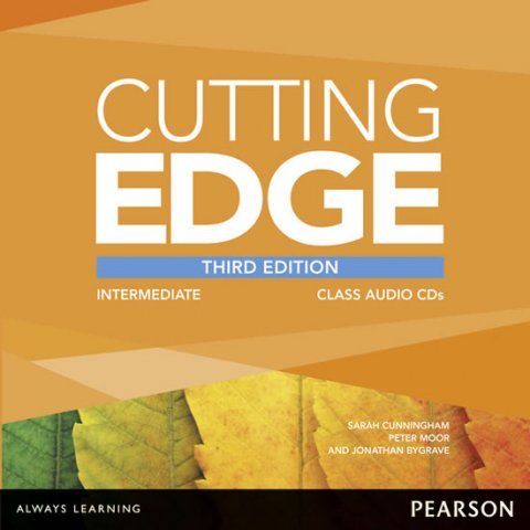Cunningham Sarah: Cutting Edge 3rd Edition Intermediate Class CD