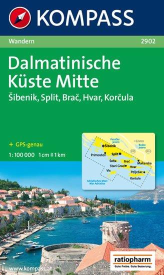 neuveden: Dalmatinische Kuste Mitte