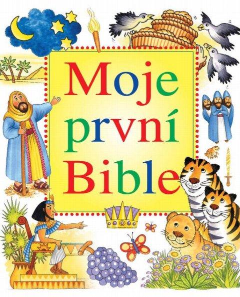 Laneová Leena: Moje první Bible