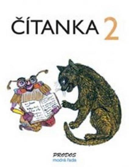 Mikulenková a kolektiv Hana: Čítanka 2 (brož.) - 2. ročník