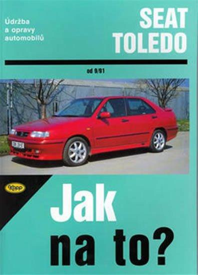 neuveden: Seat Toledo od 9/91 - Jak na to? - 34.
