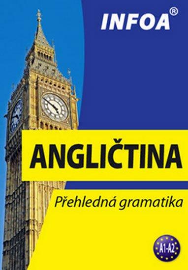 Crabbe Gary, Soják Stanislav: Angličtina - Přehledná gramatika (nové vydání)