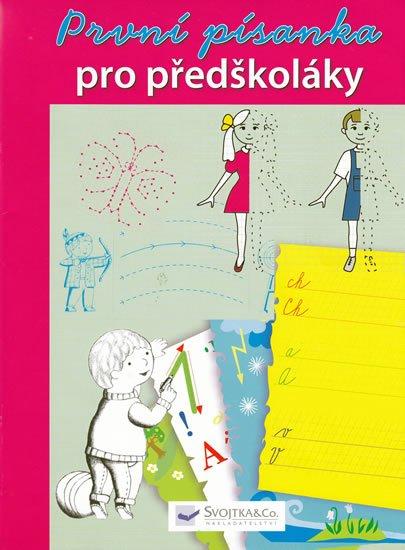 neuveden: První písanka pro předškoláky