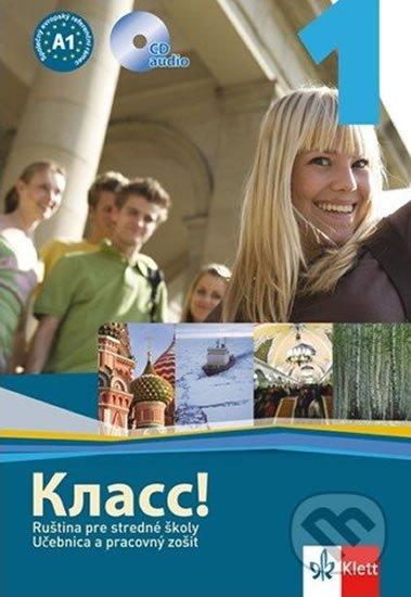 kolektiv autorů: Klass! 1 – učebnica s pracovným zošitom 2CD - balíček