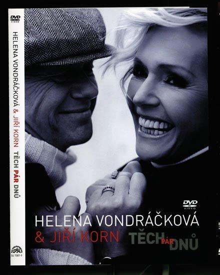 neuveden: Těch pár dnů DVD - Vondráčková a Korn