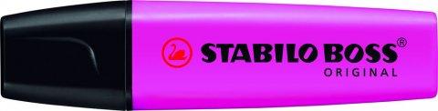 neuveden: Zvýrazňovač STABILO BOSS ORIGINAL lila