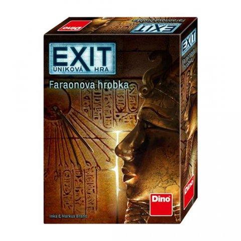 neuveden: Faraonova hrobka - Exit - Úniková hra