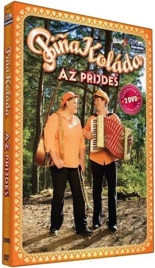 neuveden: Piňa Koláda - Až přijdeš - 2 DVD