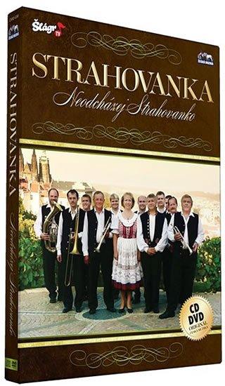 neuveden: Strahovanka - Neodcházej Strahovanko - CD+DVD