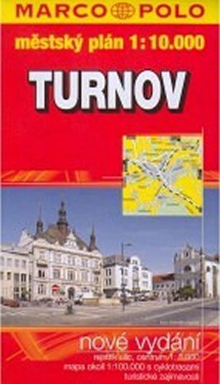 neuveden: Turnov-mapa