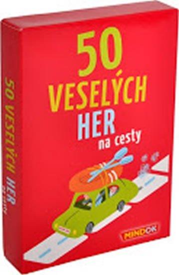 Schmitz Silvia: 50 veselých her na cesty