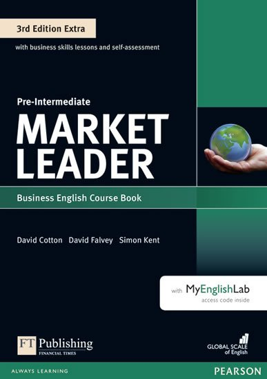 Walsh Clare: Market Leader 3rd Edition Extra Pre-Intermediate Coursebook w/ DVD-ROM Pack