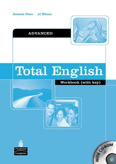 Clare Antonia: Total English Advanced Workbook w/ CD-ROM Pack (w/ key)