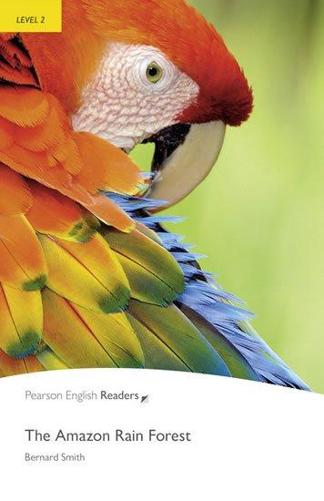 Smith Bernard: PER | Level 2: The Amazon Rainforest Bk/MP3 Pack