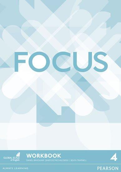 Brayshaw Daniel: Focus 4 Workbook