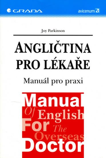 Parkinson Joy: Angličtina pro lékaře - Manuál pro praxi