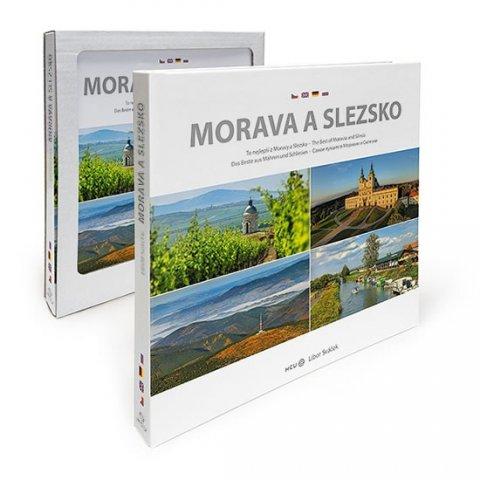 Sváček Libor, Radosta Pavel,: Morava a Slezko - To nejlepší z Moravy a Slezska