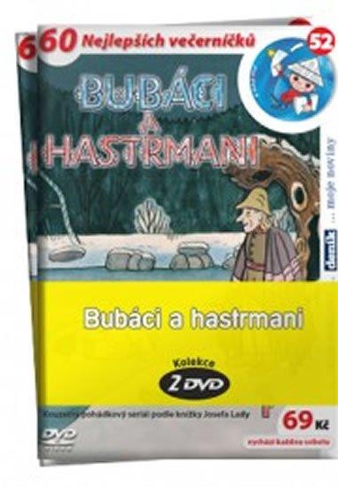 Lada Josef: Bubáci a hastrmani 1+2 / kolekce 2 DVD