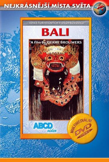 neuveden: Bali - Nejkrásnější místa světa - DVD