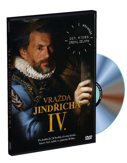 neuveden: Vražda Jindřicha IV. DVD