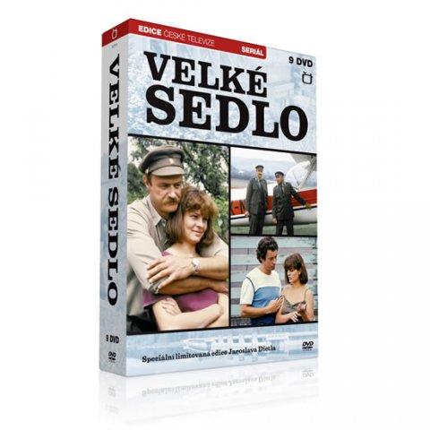 neuveden: Velké sedlo - 9 DVD