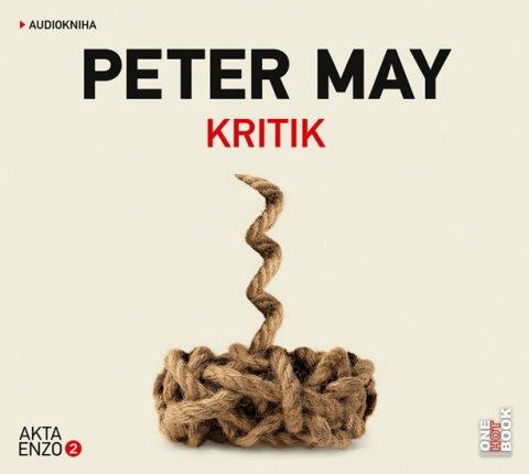 May Peter: Kritik - CDmp3 (Čte David Matásek)