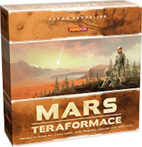 Fryxelius Jacob: Mars: Teraformace