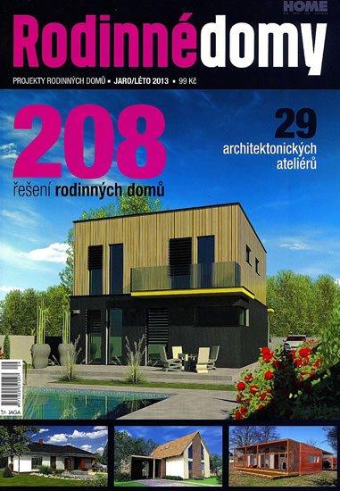 neuveden: Projekty Rodinných domů 2013 Jaro/Léto