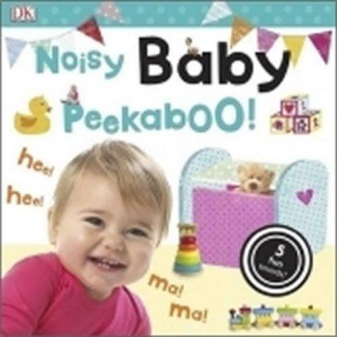 kolektiv autorů: Noisy Baby Peekaboo!