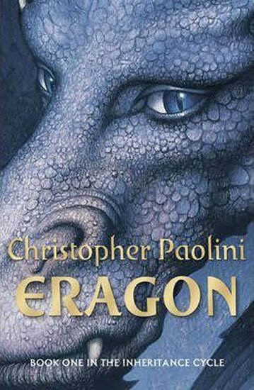 Paolini Christopher: Eragon (anglicky)