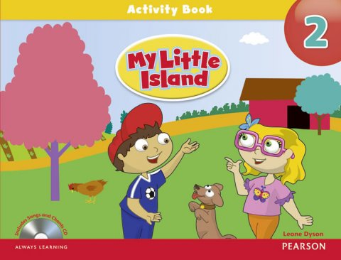 Dyson Leone: My Little Island 2 Activity Book w/ Songs and Chants CD Pack