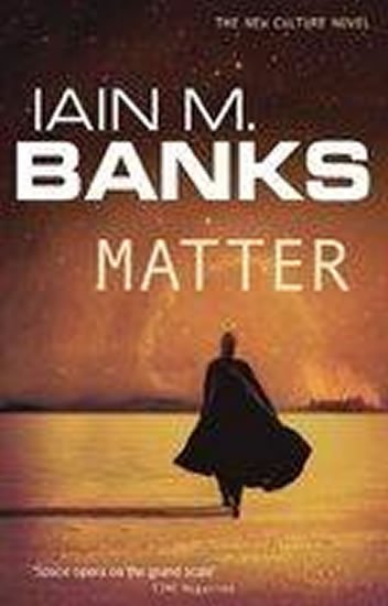 Banks Iain M.: Matter