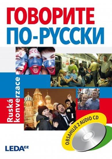 Fučíková Renáta, Ježková Alena: Ruská konverzace + 2 CD