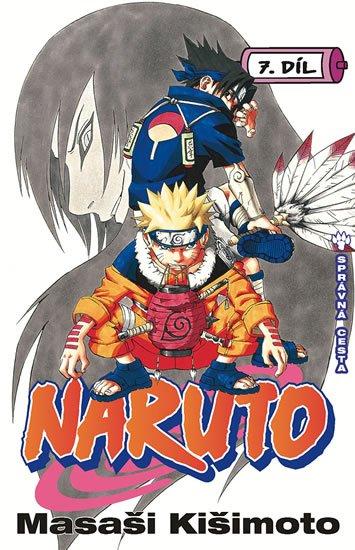 Kišimoto Masaši: Naruto 7 - Správná cesta