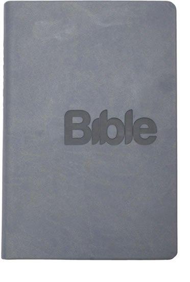 neuveden: Bible, překlad 21. století (šedomodrá)