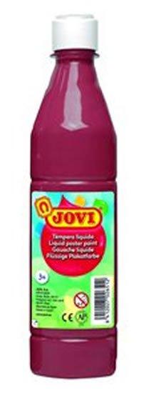 neuveden: JOVI temperová barva 500ml v lahvi hnědá