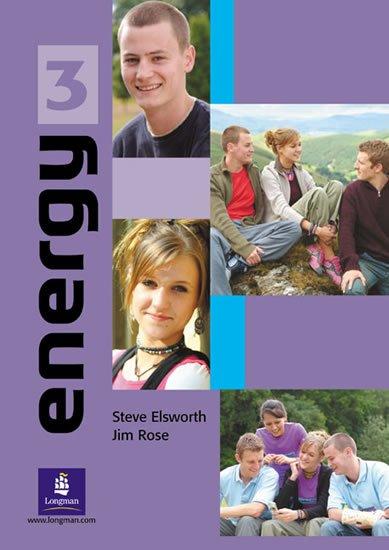 Elsworth Steve: Energy 3 Students´ Book plus notebook