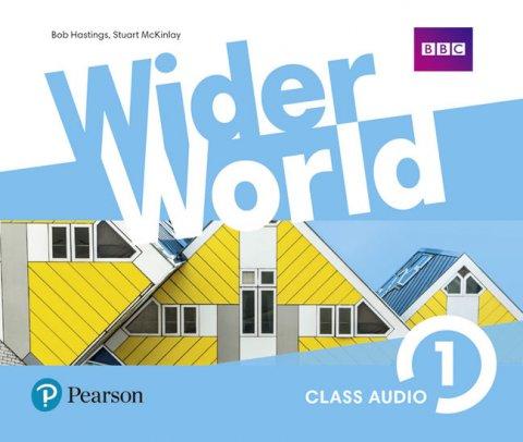 neuveden: Wider World 1 Class Audio CDs