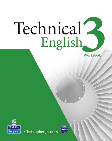 Jacques Christopher: Technical English 3 Workbook w/ Audio CD Pack (no key)