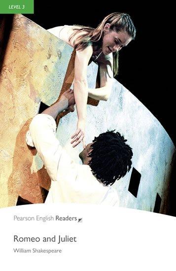 Shakespeare William: PER | Level 3: Romeo and Juliet Bk/MP3 Pack